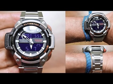 Orologio da uomo Casio Collection SGW-450HD-1BER