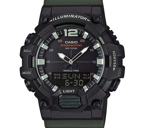 Orologio Casio HDC-700-3AVEF: tutte le caratteristiche