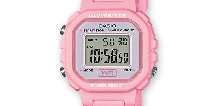 Orologio bambina Casio LA-20WH-4A1EF