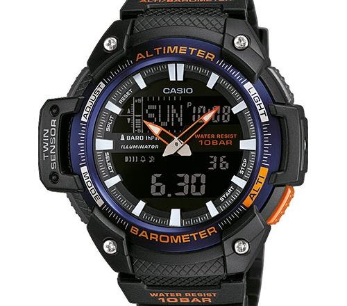 Orologio Casio Pro Trek SGW-450H-2BER